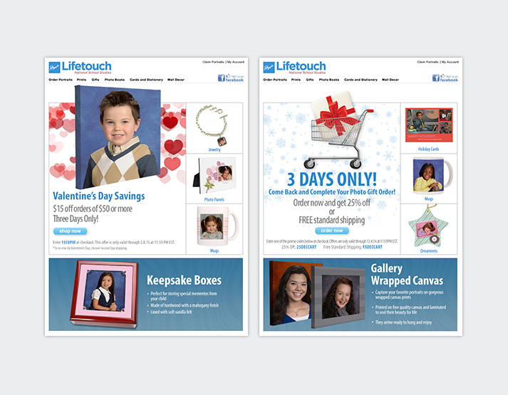 Photogifts.lifetouch.com coupon code